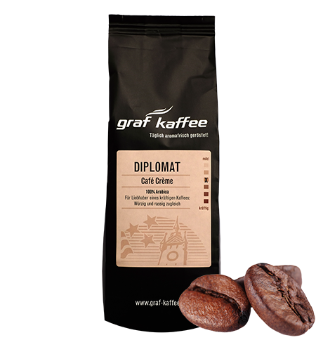 Product image coffee diplomat