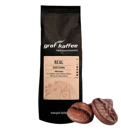 Product image coffee real