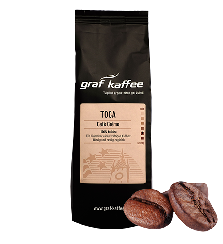 Product image coffee toca