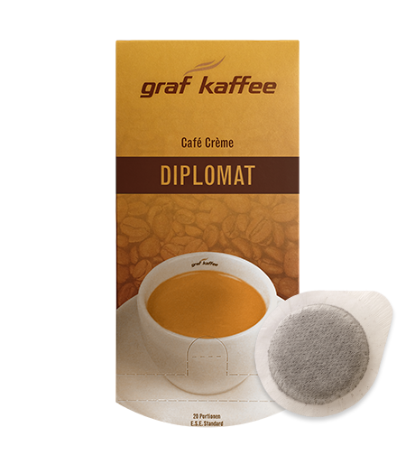 Product image coffee portion diplomat