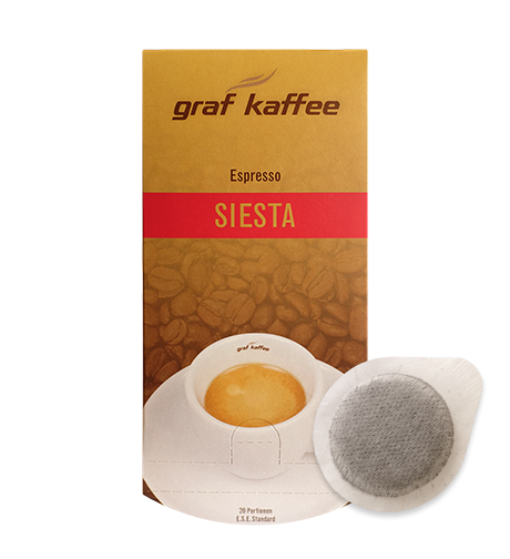 Product image coffee portion siesta