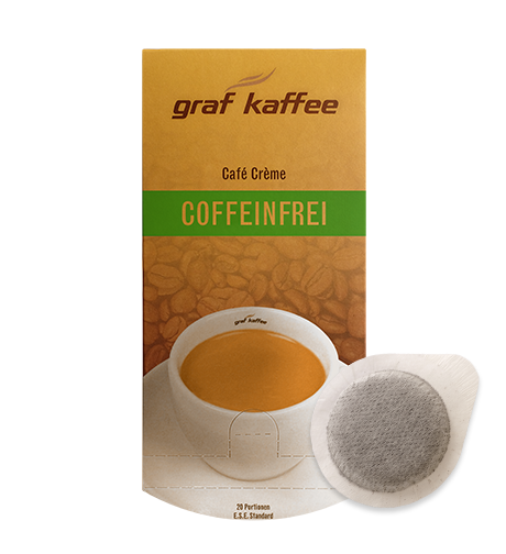 Product image coffee portion coffeinfrei