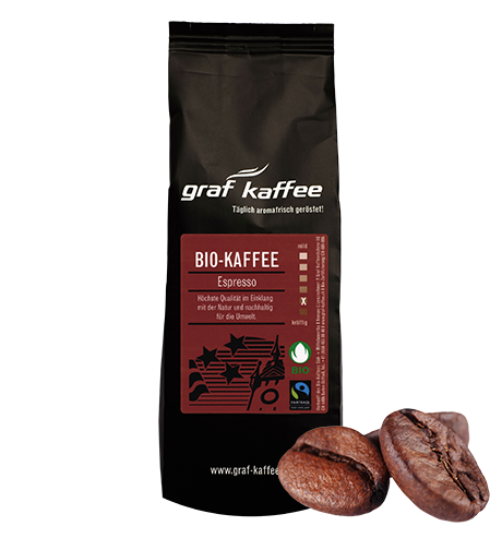 Product image coffee bio espresso