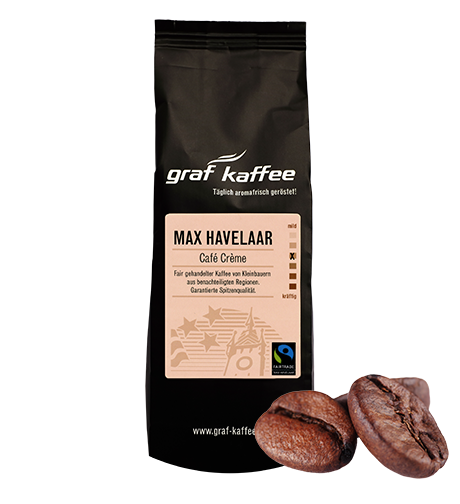 Product image coffee max havelaar cafe creme