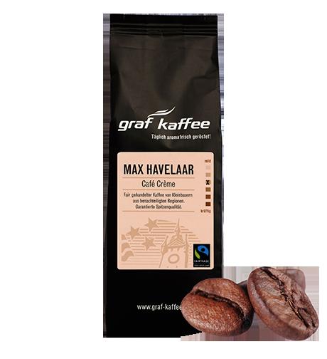 Product image coffee max havelaar cafe creme