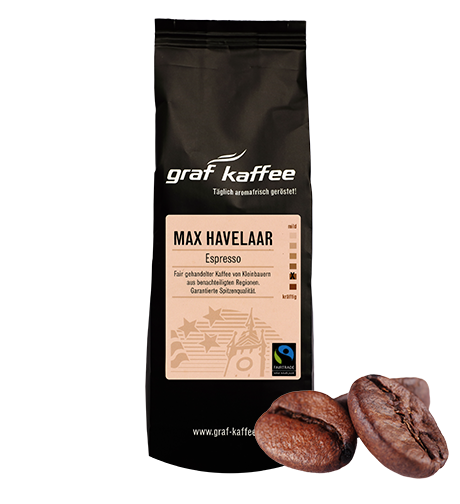 Product image coffee max havelaar espresso