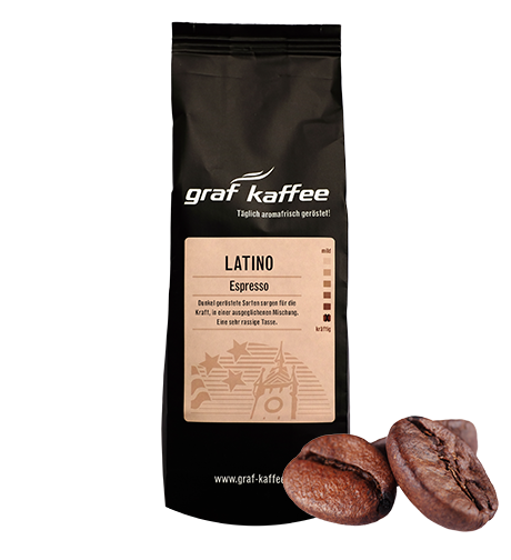 Product image coffee latino