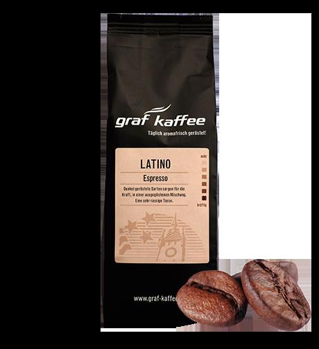 Product image coffee latino